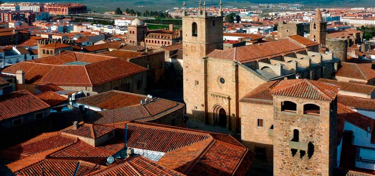 Apartment in Caceres Montesol, the best place to sleep in Cáceres