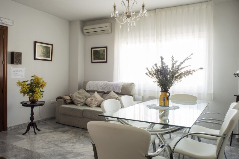 Apartment for holidays in Caceres