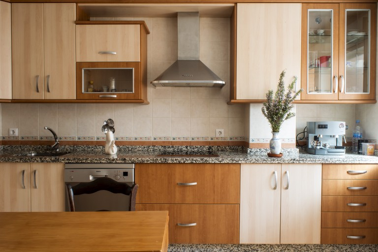 Apartment in Caceres with chicken fully equipped